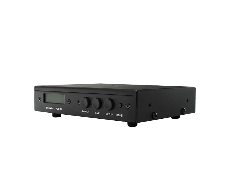 CEREVO LIVEBOX
